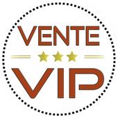 Vente VIP icon
