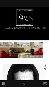 Visionary Design poster