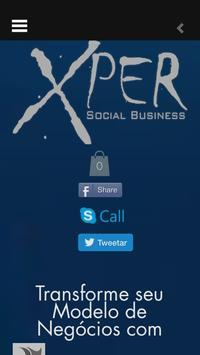 XPER SOCIAL poster