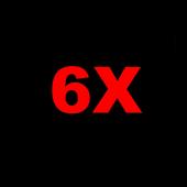 6X sites icon