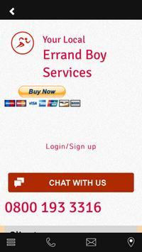 Your Local Errand Boy apk screenshot