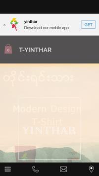 YINTHAR poster