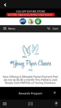 YPC Apparel apk screenshot
