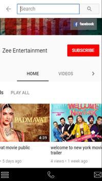 Zee entertainment poster
