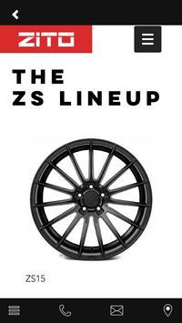 Zito Wheels apk screenshot