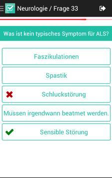 Quiz für Mediziner screenshot 4