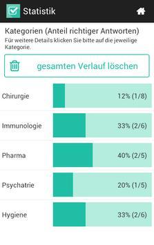 Quiz für Mediziner screenshot 5