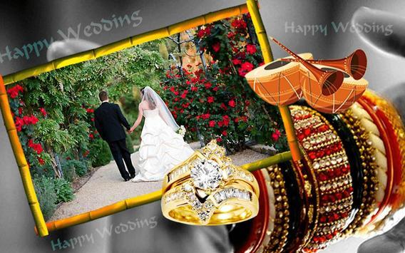 Wedding Photo Frames Editor poster