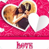 Love Photo Frames Editor icon