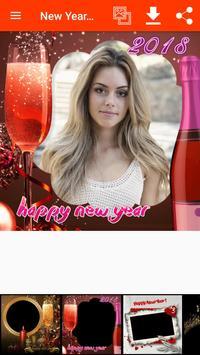 New Year Photo Frames screenshot 18