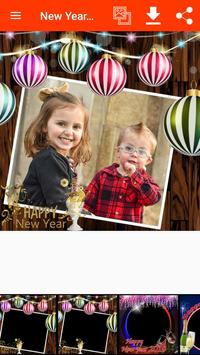 New Year Photo Frames screenshot 21