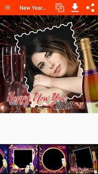 New Year Photo Frames screenshot 7