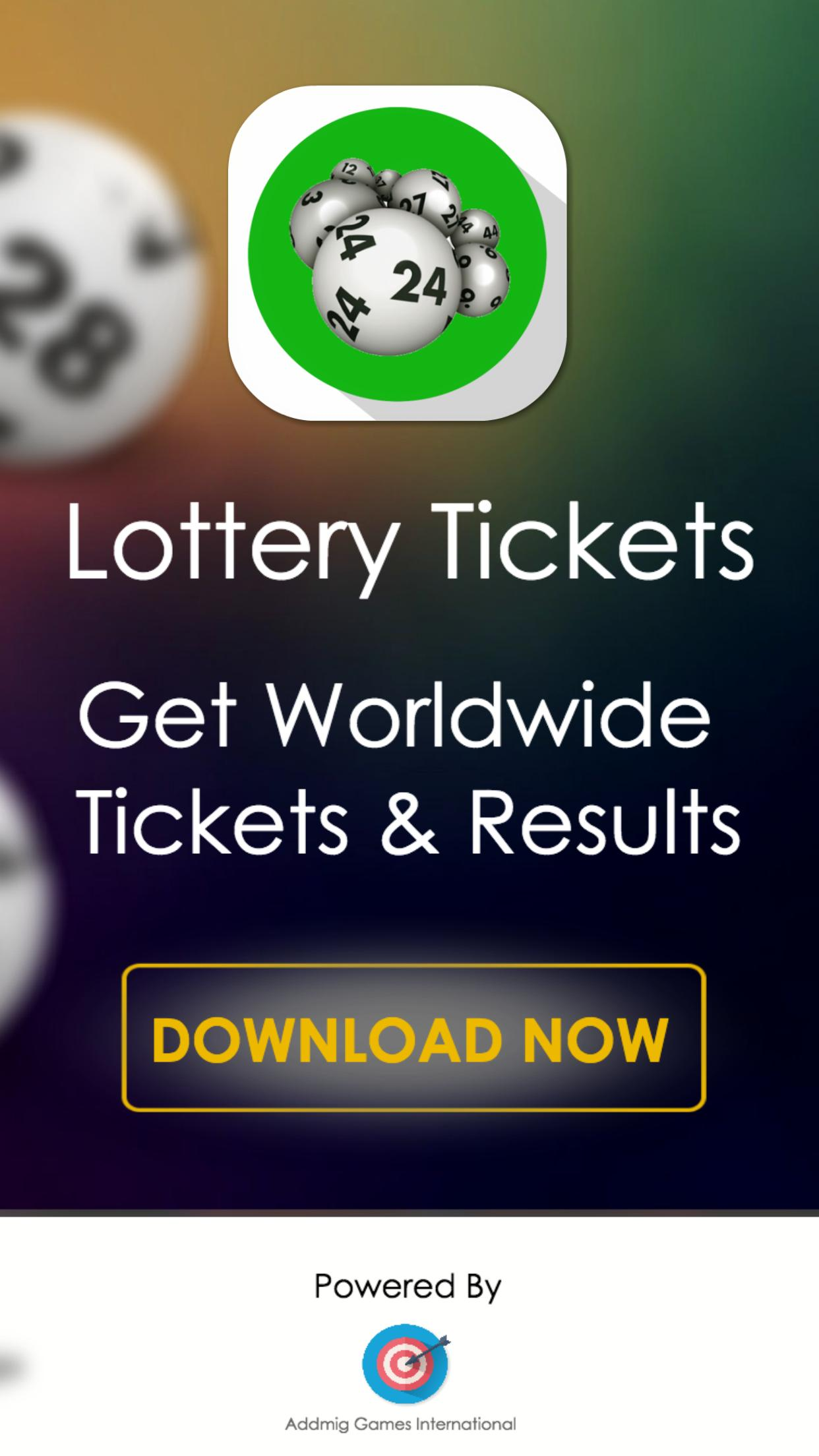 Online Lottery Results App for Android - APK Download