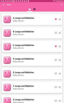 Baby names screenshot 7