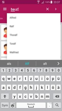 Croatian first names screenshot 11