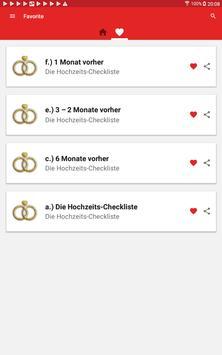 The wedding checklist screenshot 14