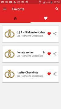The wedding checklist screenshot 4