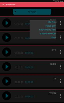 Voice changer and recorder screenshot 11