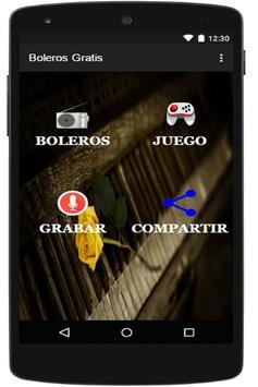 Boleros Free -  Free Boleros Music screenshot 2
