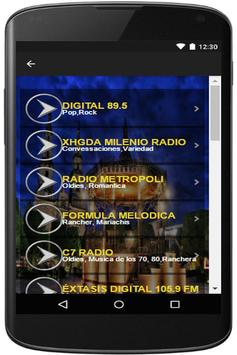 Radios of Jalisco screenshot 2