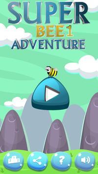 Super Bee 1 Adventure poster