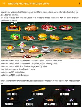 Guide For Cadillacs and dinos apk screenshot