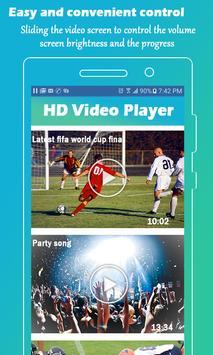 HD Video Player 3D - Pro 2018 screenshot 4