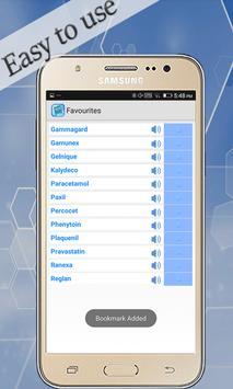 Medical Dictionary : Disorder & Diseases Treatment screenshot 3