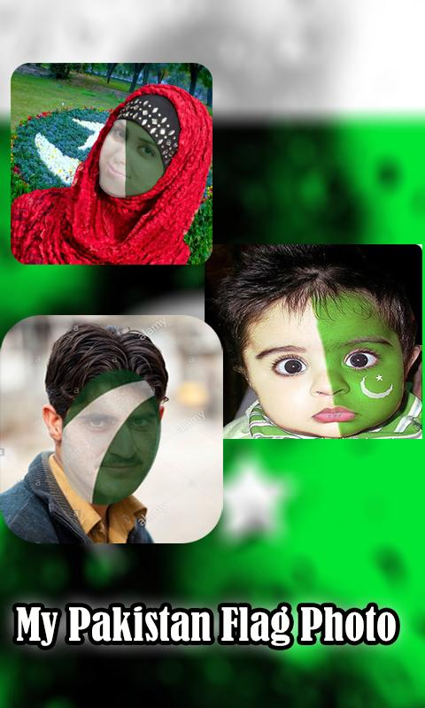 Flag On Face Pak Independence Day Shirt Editor App for Android - APK
