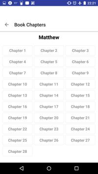 Bible - King James Version apk screenshot