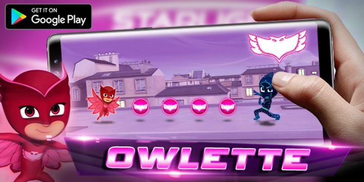 PJ Owlette - Masks Run apk screenshot