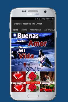 Buenos Noches mi Amor screenshot 4