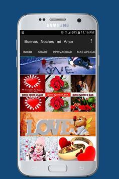 Buenos Noches mi Amor screenshot 3