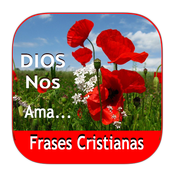 Christian Phrases with Free Image icon