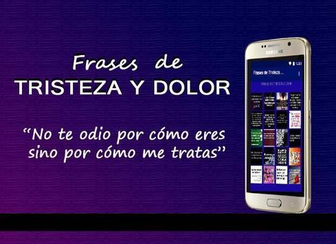 Frases de Tristeza screenshot 3