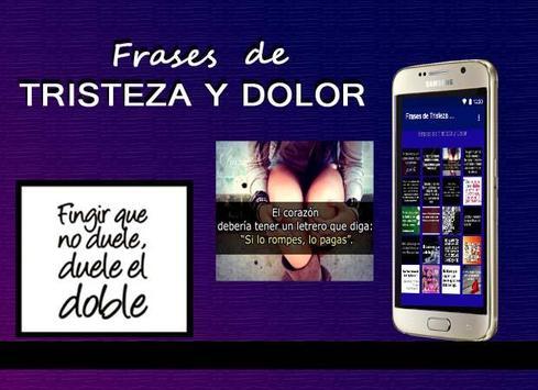 Frases de Tristeza screenshot 4