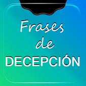 Frases de Decepcion icon