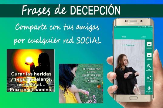Frases de Decepcion poster