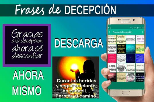 Frases de Decepcion screenshot 4