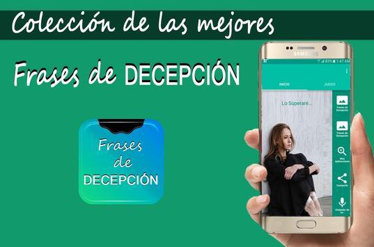 Frases de Decepcion screenshot 5