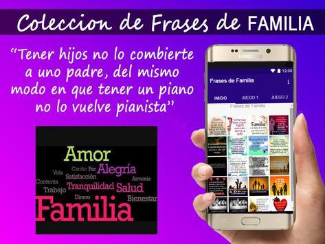 Frases de Familia screenshot 1