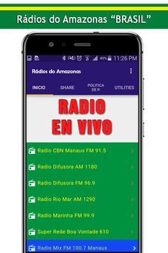 Radios do Amazonas poster