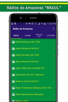 Radios do Amazonas apk screenshot