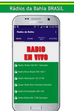Rádios da Bahia poster