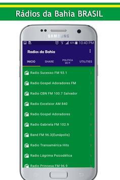 Rádios da Bahia apk screenshot