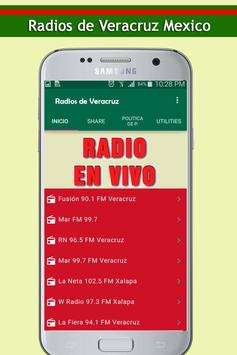 Radios de Veracruz poster