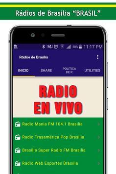 Radios de Brasilia screenshot 3