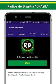 Radios de Brasilia screenshot 2