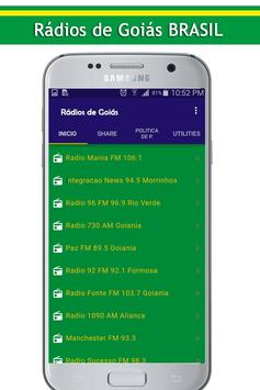 Rádios de Goiás screenshot 4