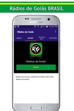 Rádios de Goiás screenshot 5